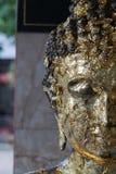 Vieja situación de Buda Foto de archivo libre de regalías