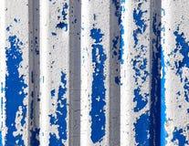 Vieja superficie con la pintura de la peladura imagen de archivo libre de regalías