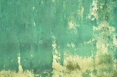 Vieja superficie de la pared del yeso Imagenes de archivo