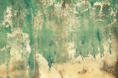 Vieja superficie de la pared del yeso Imágenes de archivo libres de regalías