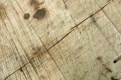 Vieja superficie de madera fotografía de archivo