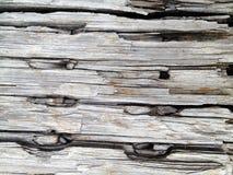 Vieja superficie de madera Imagen de archivo libre de regalías