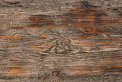 Vieja superficie de madera con los microprocesadores de piedra imagenes de archivo