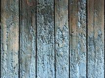 Vieja superficie de madera de las tiras y de los tablones del pai viejo de la peladura Imagen de archivo libre de regalías