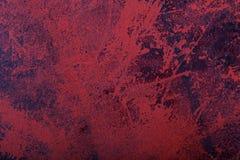 Vieja superficie de metal sucia para el fondo Imagen de archivo libre de regalías