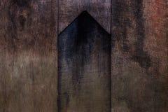 Vieja superficie del piso del fondo de madera de la textura foto de archivo