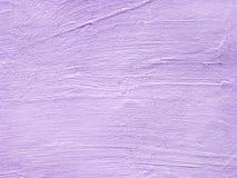 Vieja superficie púrpura de la pared del cemento como fondo texturizado Imagenes de archivo