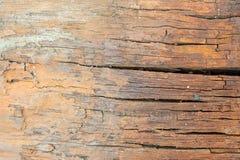 Vieja tarjeta de madera Foto de archivo