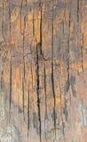 Vieja tarjeta de madera Imagenes de archivo