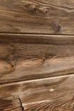 Vieja tarjeta de madera Fotografía de archivo