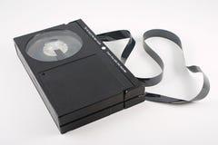 Vieja tecnología video Foto de archivo libre de regalías