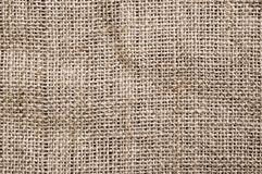 Vieja textura áspera de la lona. imágenes de archivo libres de regalías