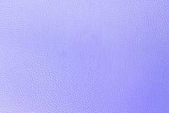 Vieja textura azul de la piel sintética como fondo Imágenes de archivo libres de regalías