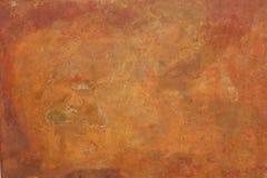 Vieja textura de cobre fotos de archivo