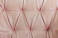 Vieja textura de cuero del sofá Imagenes de archivo