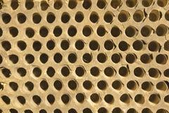 Vieja textura de la esponja. Imagen de archivo