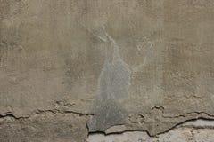 Vieja textura de la pared Imagen de archivo libre de regalías
