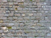 Vieja textura de la pared de ladrillo del fondo vendimia Fotografía de archivo libre de regalías