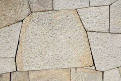 Vieja textura de la pared de piedra Imagen de archivo libre de regalías
