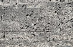 Vieja textura de la pared de piedra Imagenes de archivo