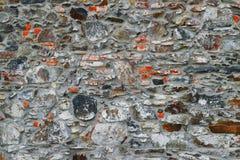 Vieja textura de la pared de piedra Estilo del Grunge Imágenes de archivo libres de regalías