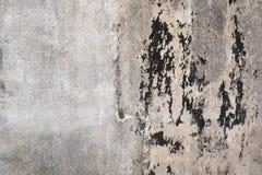 Vieja textura de la pared del cemento Imagenes de archivo