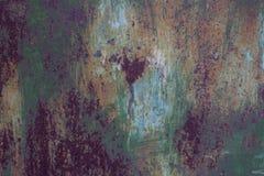 Vieja textura de la pintura imágenes de archivo libres de regalías
