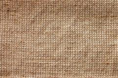 Vieja textura de lino Fotos de archivo libres de regalías