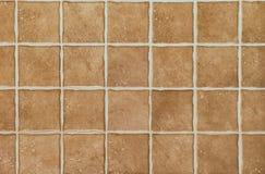 Vieja textura de los azulejos Fotografía de archivo libre de regalías