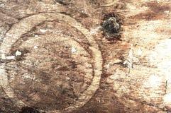 Vieja textura de madera blanqueada fotos de archivo