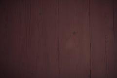 Vieja textura de madera de Brown con el nudo Fotografía de archivo