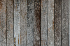 Vieja textura de madera de la madera de la teca Imágenes de archivo libres de regalías