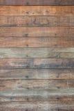 Vieja textura de madera de la pared Foto de archivo libre de regalías