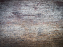 Vieja textura de madera de la superficie de la tabla Fotografía de archivo libre de regalías