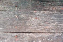 Vieja textura de madera de la superficie del fondo del vintage con el nudo y el clavo h Fotos de archivo