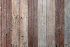 Vieja textura de madera de la ventana Foto de archivo
