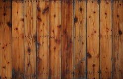 Vieja textura de madera de las plataformas para el fondo Imagenes de archivo