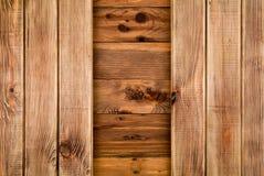 Vieja textura de madera del fondo Foto de archivo libre de regalías