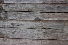 Vieja textura de madera del fondo Imagen de archivo libre de regalías