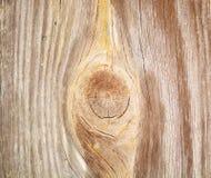 Vieja textura de madera del fondo Fondo de madera del vintage con los nudos y los agujeros de clavo Fotos de archivo libres de regalías