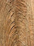 Vieja textura de madera del grano Fotografía de archivo libre de regalías