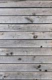 Vieja textura de madera detallada de los tablones Imágenes de archivo libres de regalías