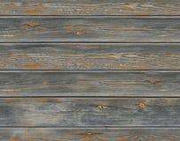 Vieja textura de madera inconsútil Imagenes de archivo