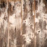 Vieja textura de madera de los tablones Fondo de madera foto de archivo libre de regalías