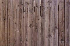 Vieja textura de madera natural de la pared de la textura del pino marrón como fondo Imagen de archivo