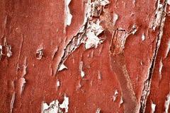 Vieja textura de madera pintada Fotos de archivo libres de regalías