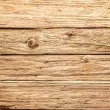 Vieja textura de madera rústica áspera del fondo Imagen de archivo libre de regalías