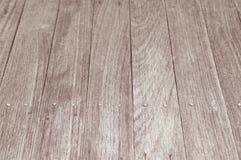 Vieja textura de madera sucia del fondo Fotografía de archivo