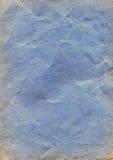 Vieja textura de papel áspera Imagen de archivo libre de regalías