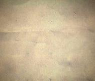 Vieja textura de papel áspera Imágenes de archivo libres de regalías